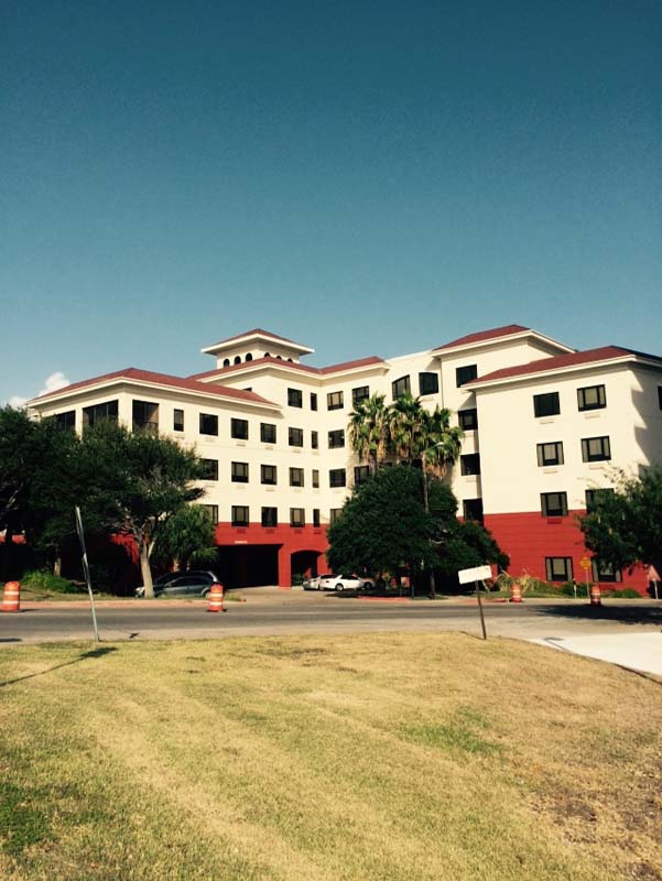 Exterior Holmgreen Center Corpus Christi, TX