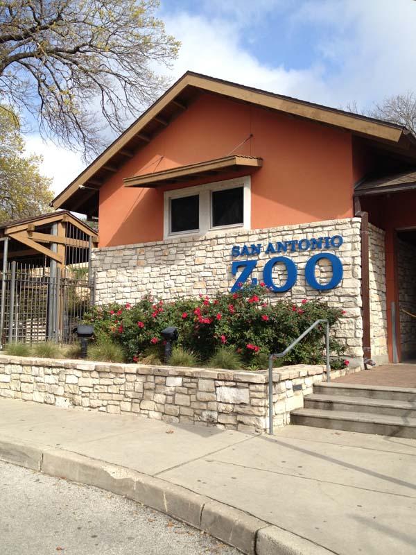 San Antonio Zoo, TX